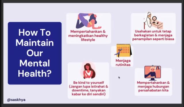cara mengelola kesehatan mental saat pandemi
