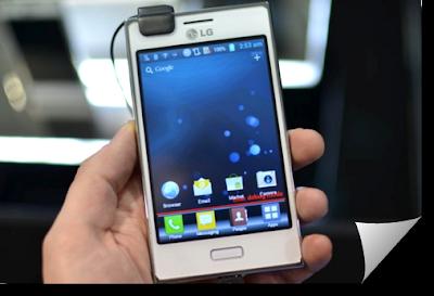Cara Ampuh FLash LG Optimus L5 100% Work