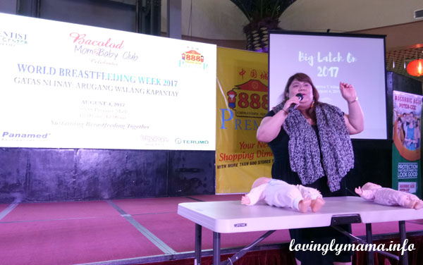 normalize breastfeeding Bacolod