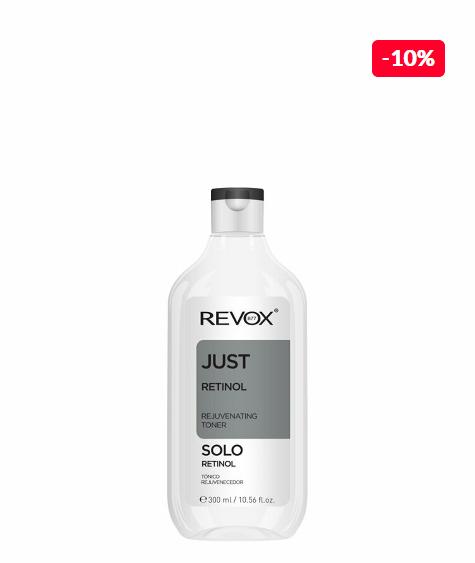 Lotiune tonica pentru fata Revox Just Retinol, 300 ml