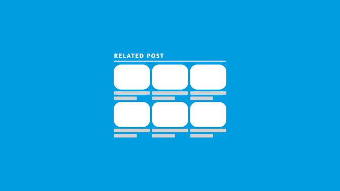 Cara Memasang Related Post Manual di Blog