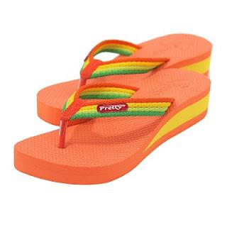 jual sandal pretty polos