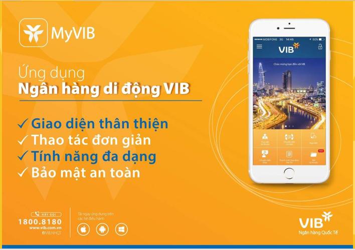 Ứng dụng MyVIB BANK