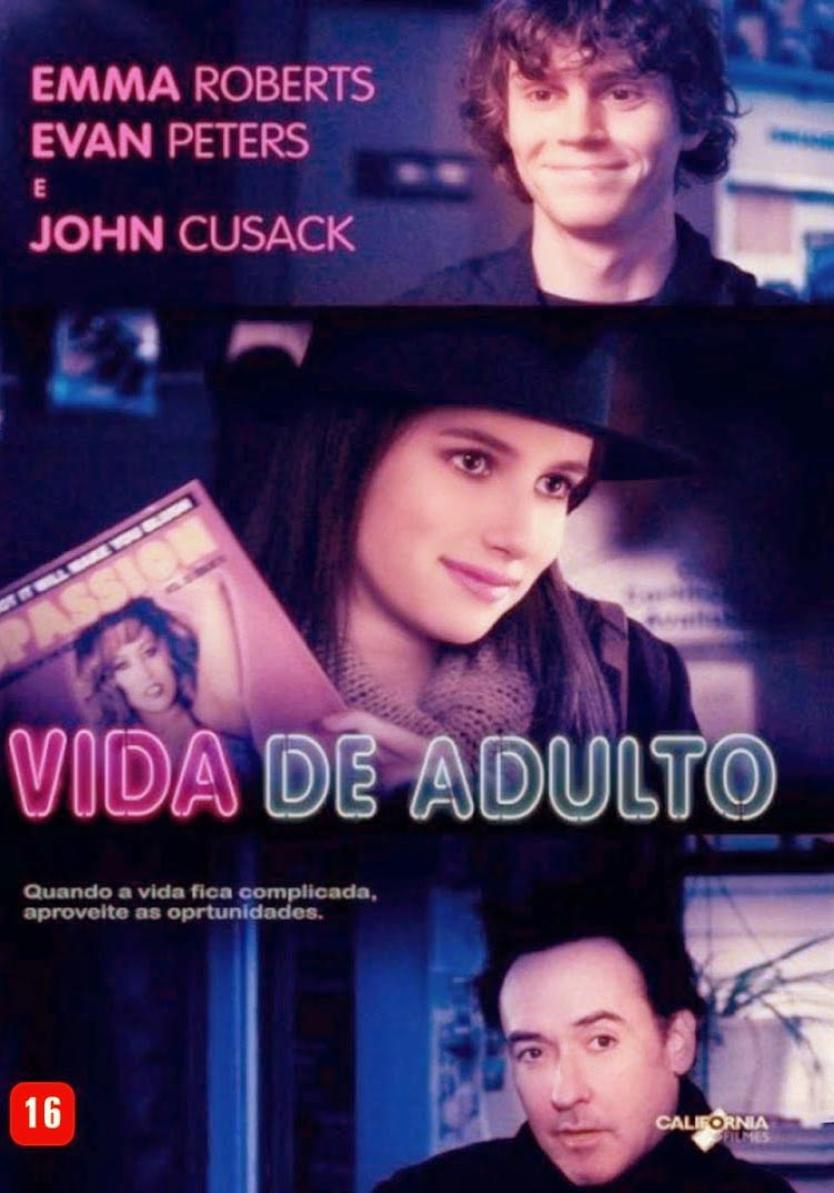Vida de Adulto Torrent - Blu-ray Rip 1080p Dual Áudio (2014)