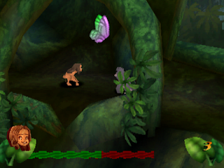 Disney's Tarzan PS1