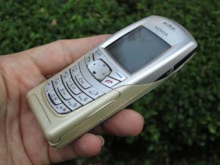 Nokia jadul 6108