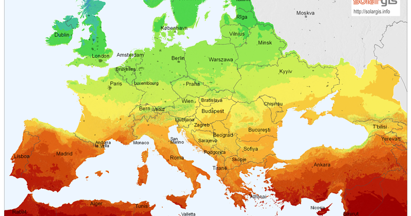 What Are The Sunniest Places Suitable For Your Next Solar