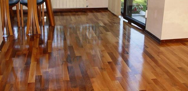 corak lantai kayu untuk rumah