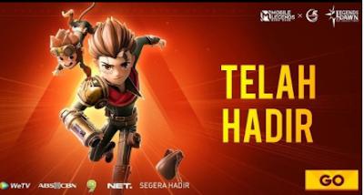 Kapan Jadwal Tayang Legends Of Down The Secred Stone Serial Animasi Cerita Hero Mobile Legend Moonton