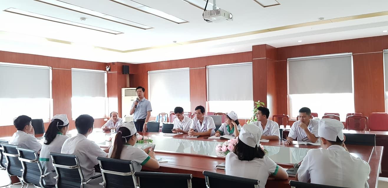 Tuyển sinh lớp Quản lý điều dưỡng, Quản lý bệnh viện năm 2019