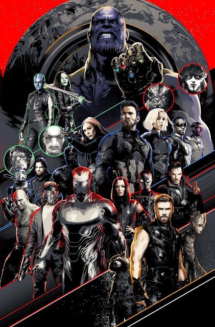5a7a6f554c9 Vingadores  Guerra Infinita fecha uma era de 10 anos de filmes da Marvel.  Ele é o início de uma conclusão. Os irmãos Russo foram muito felizes com o  longa