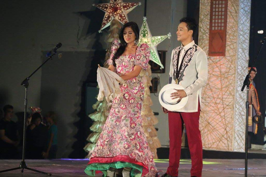 Philippine national costumes inspiration