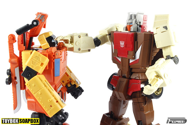 masterpiece chromedome and sandstorm