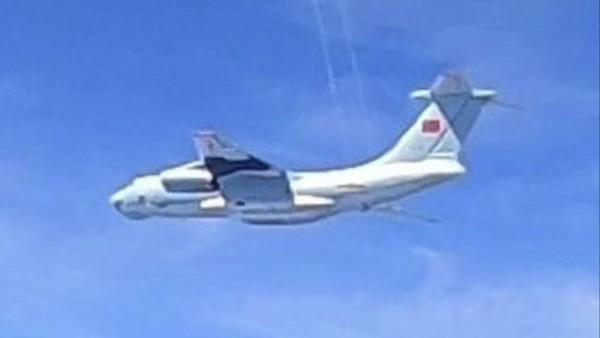 Kata China Soal 16 Pesawat Militernya Dicegat Jet Tempur Malaysia