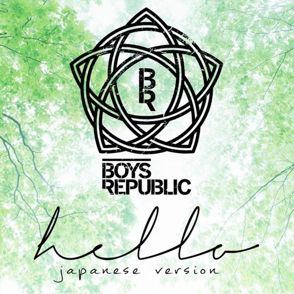 Boys Republic – Hello (Japanese Version) – Single