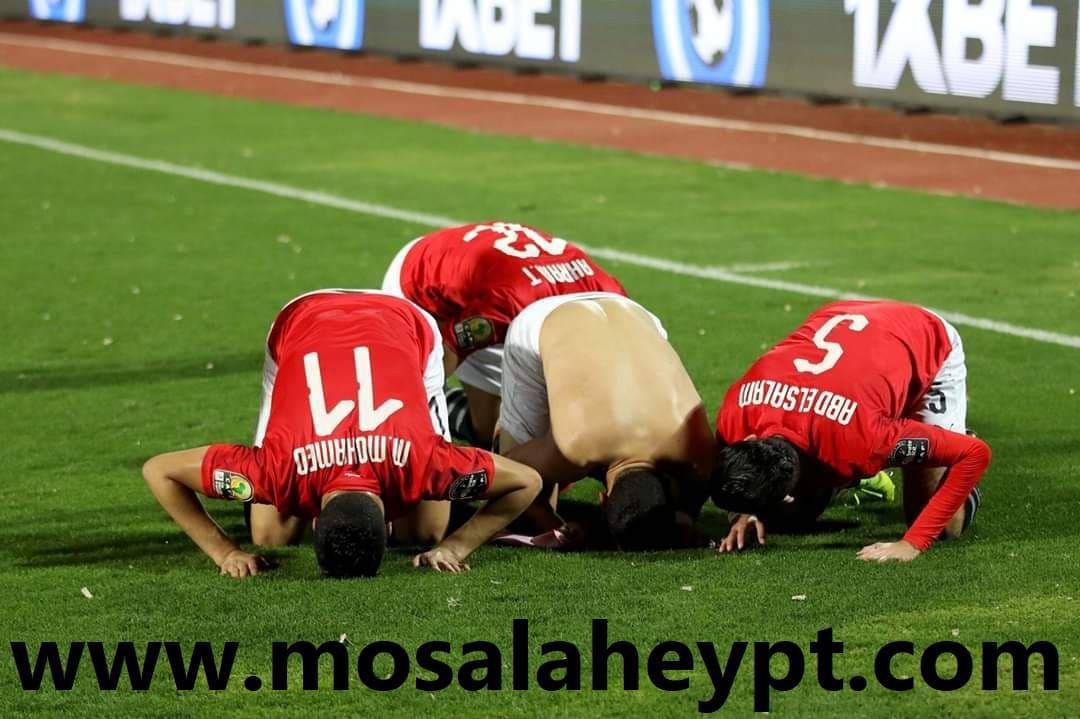 لأول مرة منتخب مصر الاولمبى بطل لأمم أفريقيا لكرة القدم