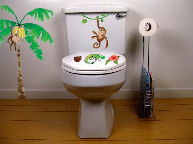 Exlusive Monkey Bathroom Ideas Design Monkey Baby Shower Planning Pictures Funny Bathroom Decor Photo Overview With Pictures Exclusive
