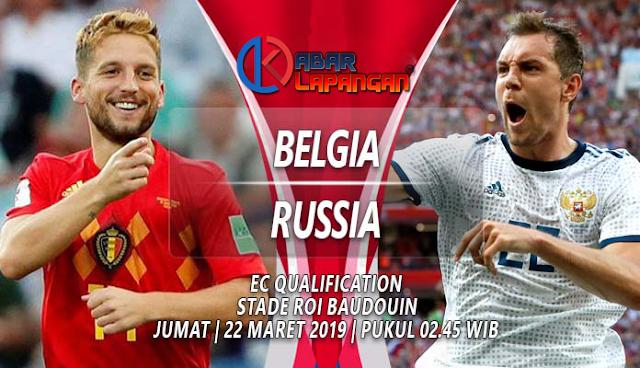 Prediksi Bola Belgia vs Rusia