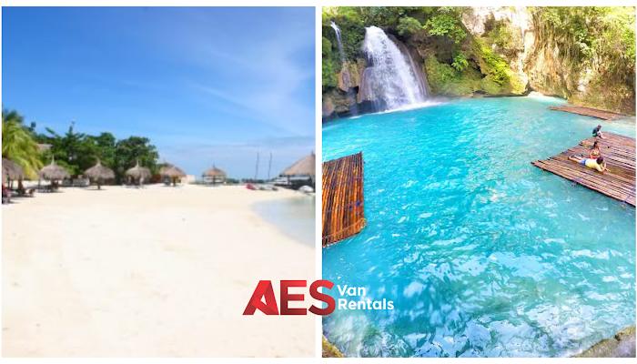 Badian Beach and Kawasan Falls Tours