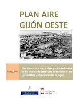Portada Plan Aire Gijón Oeste