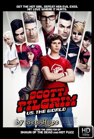 Scott Pilgrim Contra El Mundo [2010] [Latino-Ingles] HD 1080P  [Google Drive] GloboTV