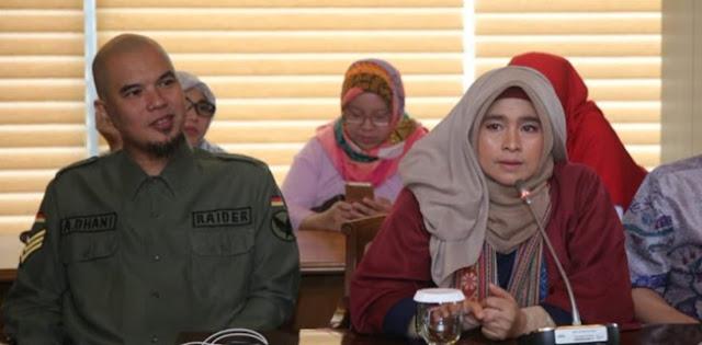 Beredar Ahmad Dhani Dan Neno Warisman Masuk Komite KAMI, Syahganda: Asal-usulnya Belum Jelas