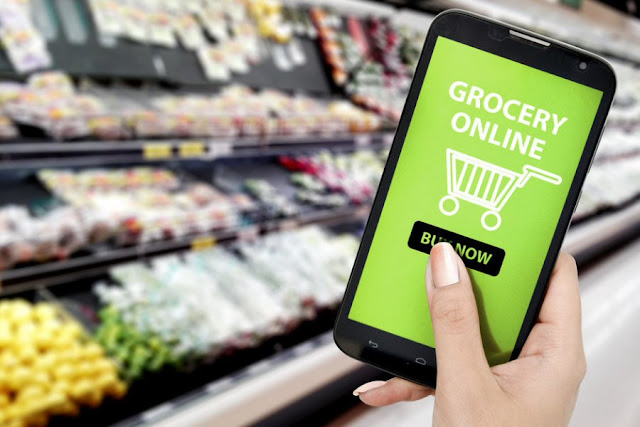 Online grocery in Malaysia