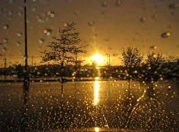 Pradoks Pada Rintik Hujan