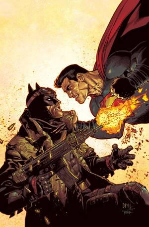Portada alternativa Batman vs Superman