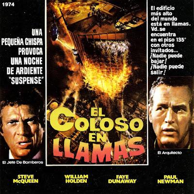 El coloso en llamas - [1974]