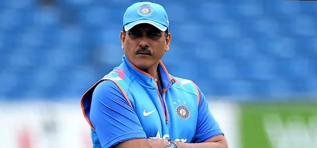Team india coach.