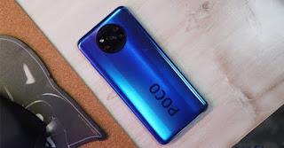 body Xiaomi Poco X3