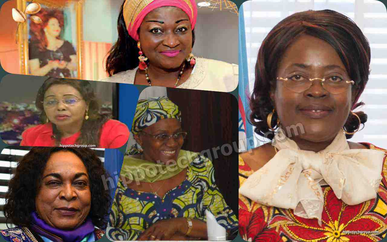 List of Female Ministers and Parliamentarians in Cameroon 2021