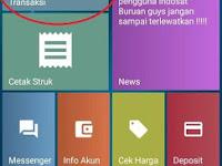 Cara Jual Pulsa Lewat HP Android di Aplikasi Metro Reload