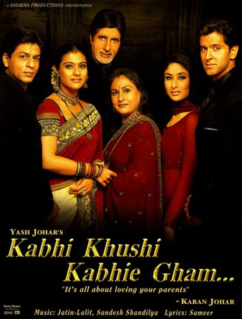 Kabhi Khushi Kabhie Gham full movie download