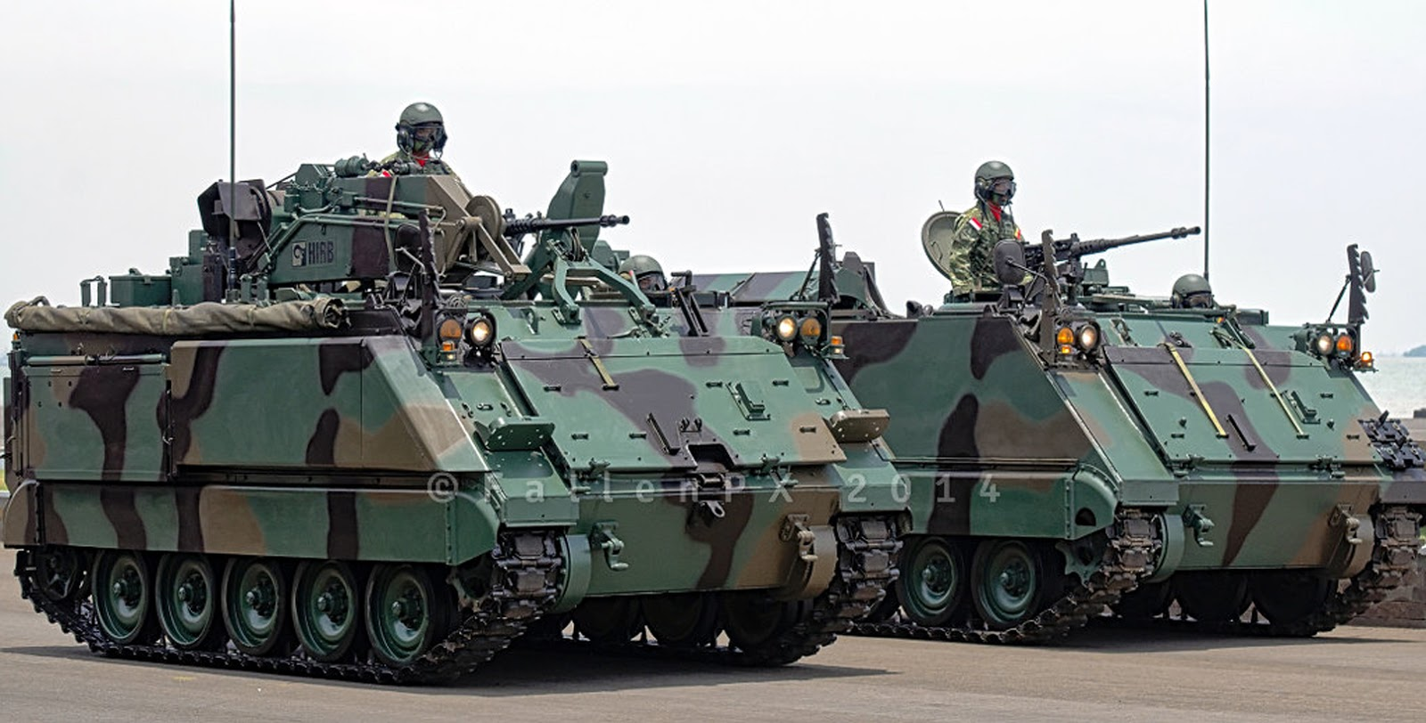 M-113 TNI AD