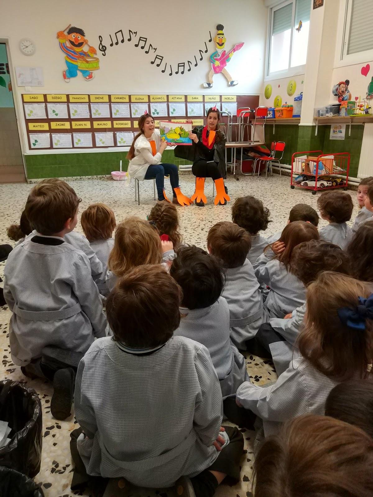 Agustinas Valladolid - 2017 - Infantil 3 - La Granja 2