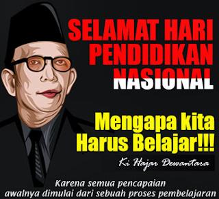Kumpulan Kata Kata Ucapan Hari Pendidikan Nasional Indonesia   Hardiknas 2 Mei 2019