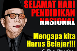 Kumpulan Kata Kata Ucapan Hari Pendidikan Nasional Indonesia | Hardiknas 2019