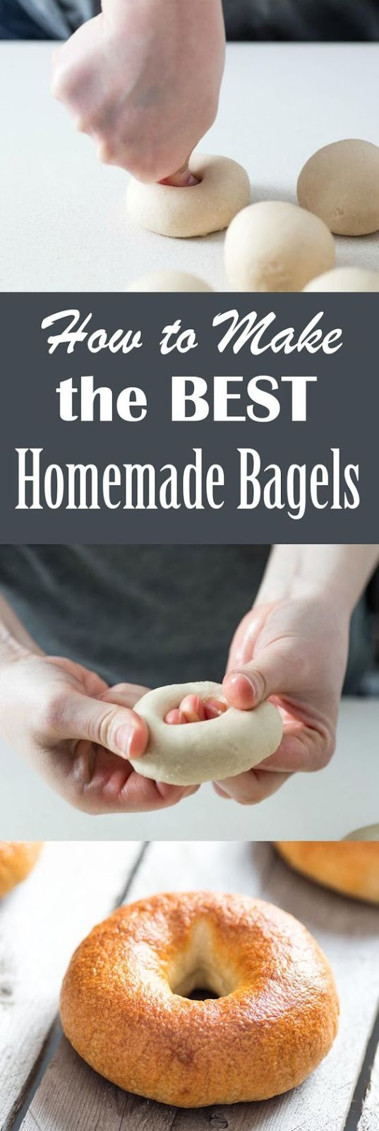 Homemade Bagels Recipe