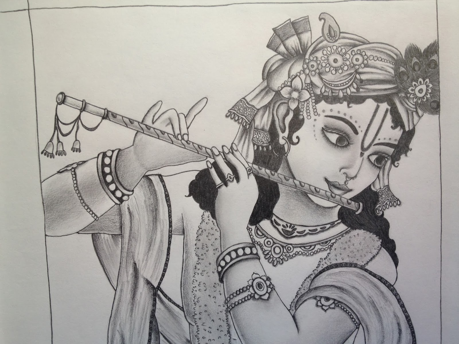 Art And Architecture With Barkha: Pencil Sketching