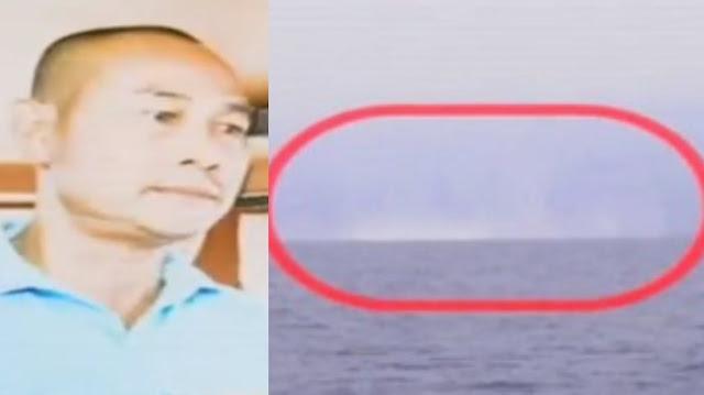 Keterangan Kapten Kapal, Saksi Mata Jatuhnya Pesawat Lion Air,