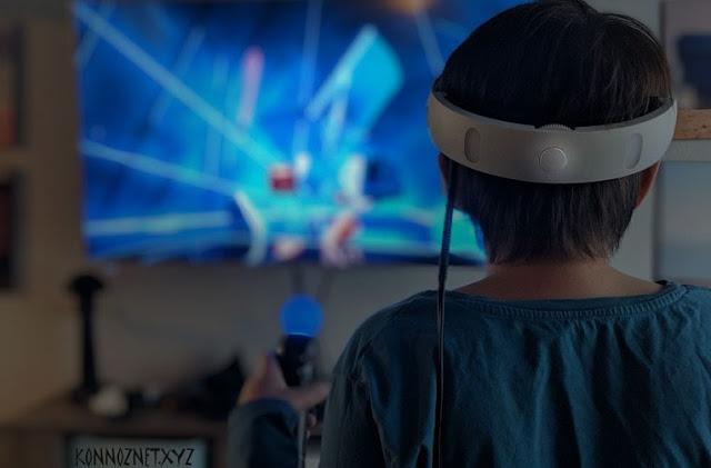 الواقع الافتراضي VR على PlayStation 5