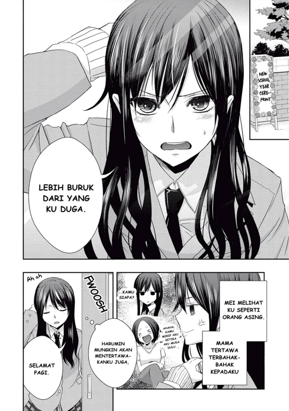 Baca Manga Citrus Chapter 17 Bahasa Indonesia