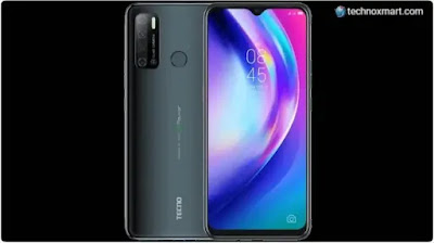 Tecno Spark Power 2 Launched In India With 6000mAh Battery, 7-Inch Large Display: Check Price, Specifications Here
