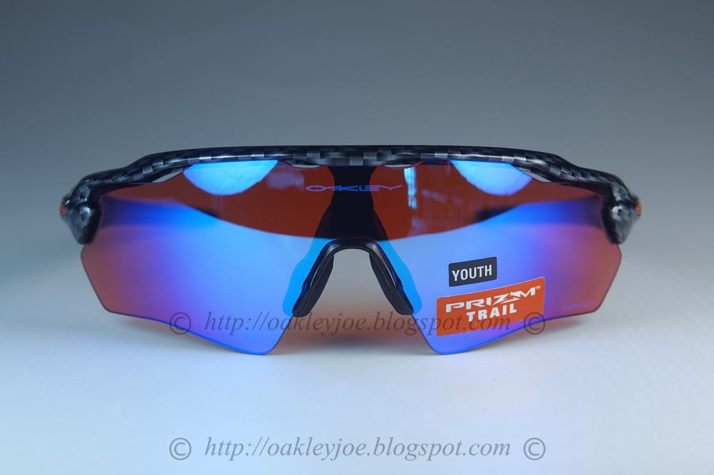 oakley radar ev trail prizm