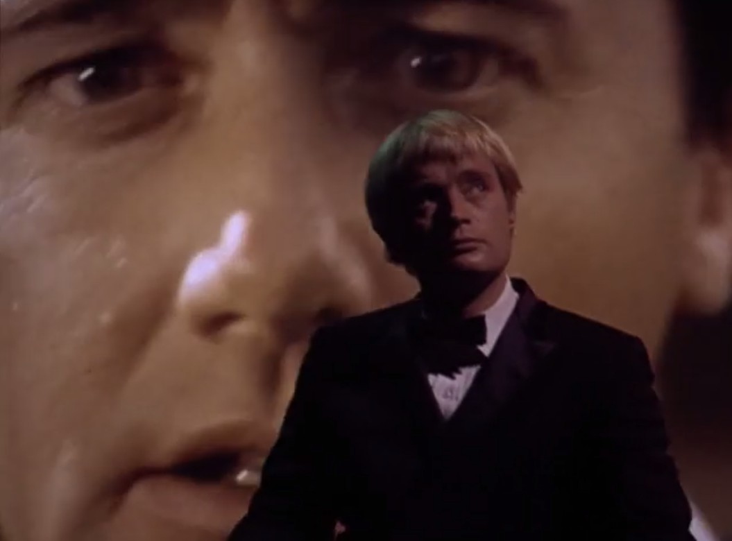 the man from u n c l e the thrush roulette affair this is enough to convince illya that napoleon needs to die illya grabs a gun and heads off to murder napoleon who seems less surprised than he probably