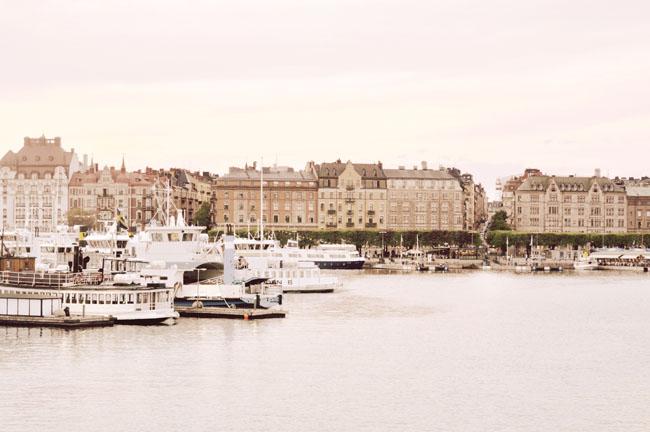 Best Stockholm Instagram Spots - Stromkajen