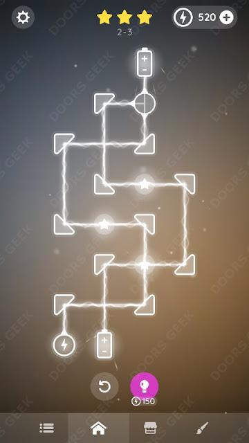 Laser Overload [Beginner] Level 2-3 Solution, Walkthrough, Cheats