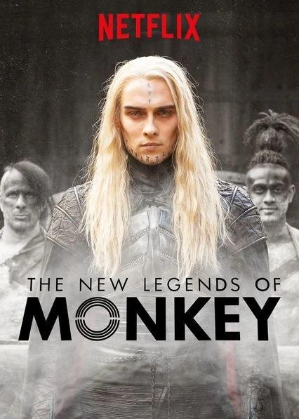Las nuevas leyendas de Mono (2018) Temporada 1 NF WEB-DL 1080p Latino